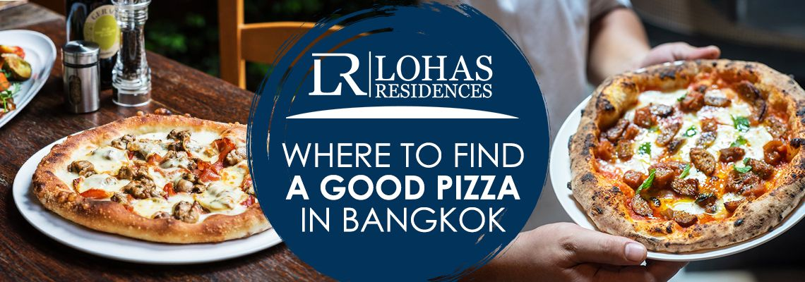 Where to find a good pizza in Bangkok