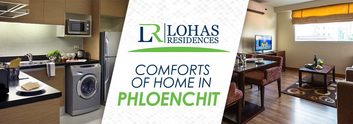 Comforts of Home in Phloenchit