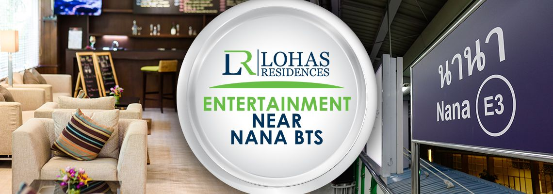 Entertainment near Nana BTS