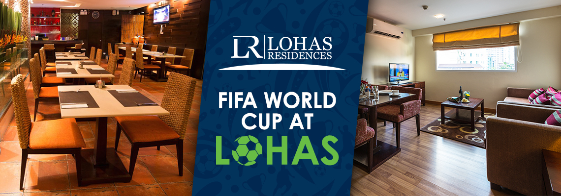 FIFA WORLD CUP AT LOHAS