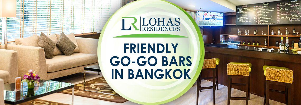 Friendly go-go Bars in Bangkok
