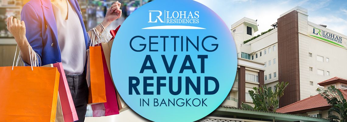 Getting a VAT refund in Bangkok