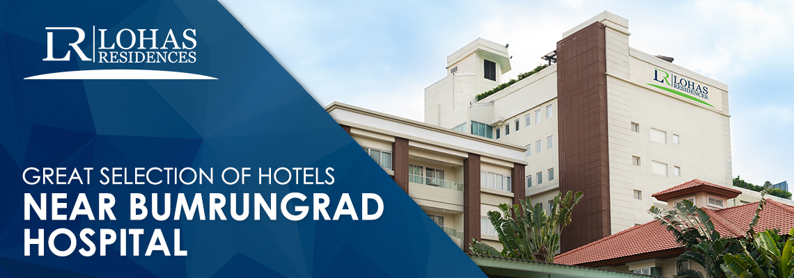Great Selection of Hotels Near Bumrungrad Hospital