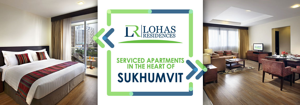 Serviced apartments in the heart of Sukhumvit