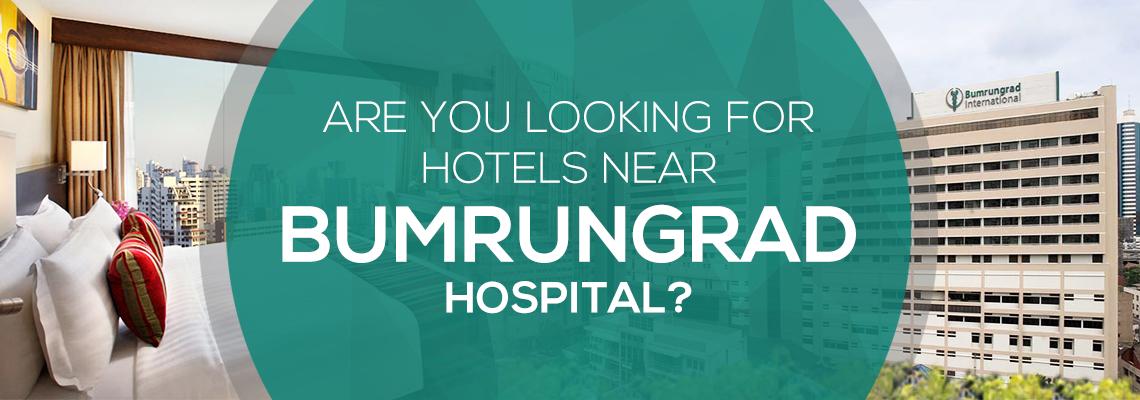 hotels near bumrungrad