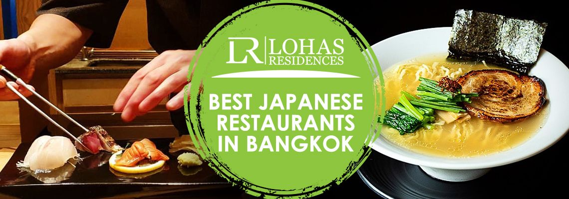 Best Japanese restaurants in Bangkok