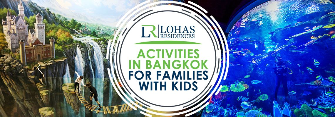 Activities in Bangkok for families with kids