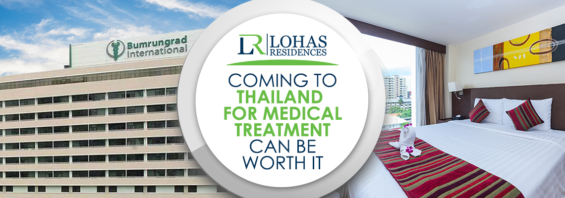 Coming to Thailand for medical treatment can be worth it