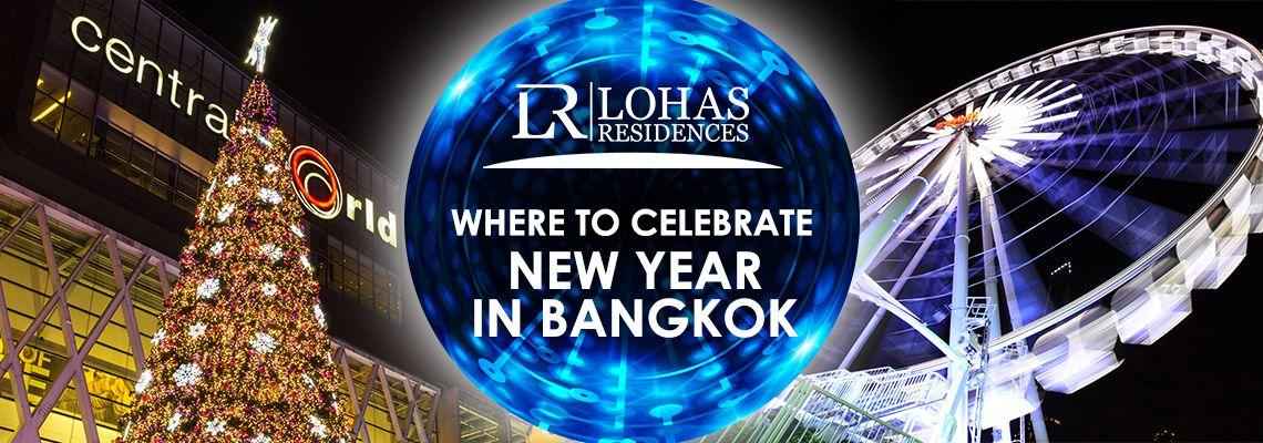 Where to celebrate New Year in Bangkok