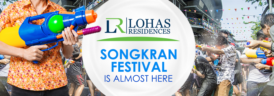 Songkran Festival is almost here