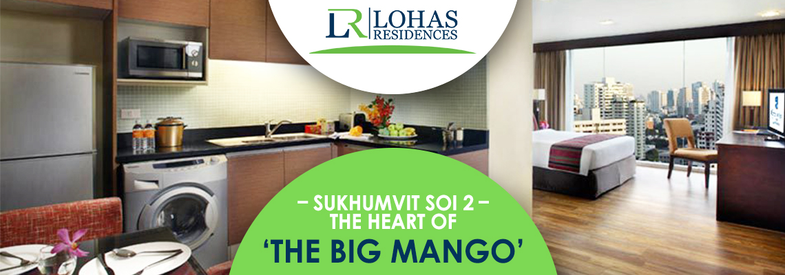 Sukhumvit Soi 2 – the heart of 'The Big Mango'