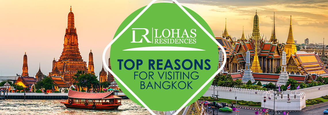 Top Reasons for Visiting Bangkok