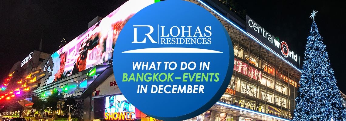 What to do in Bangkok – Events in December