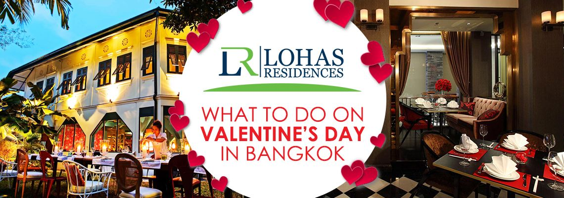 What to do on Valentine's Day in Bangkok