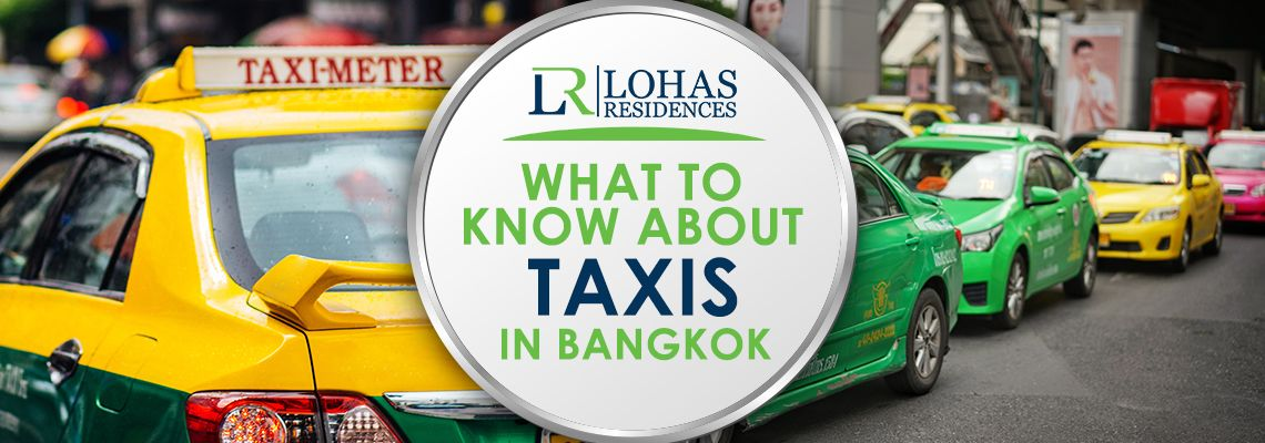 What to know about taxis in Bangkok