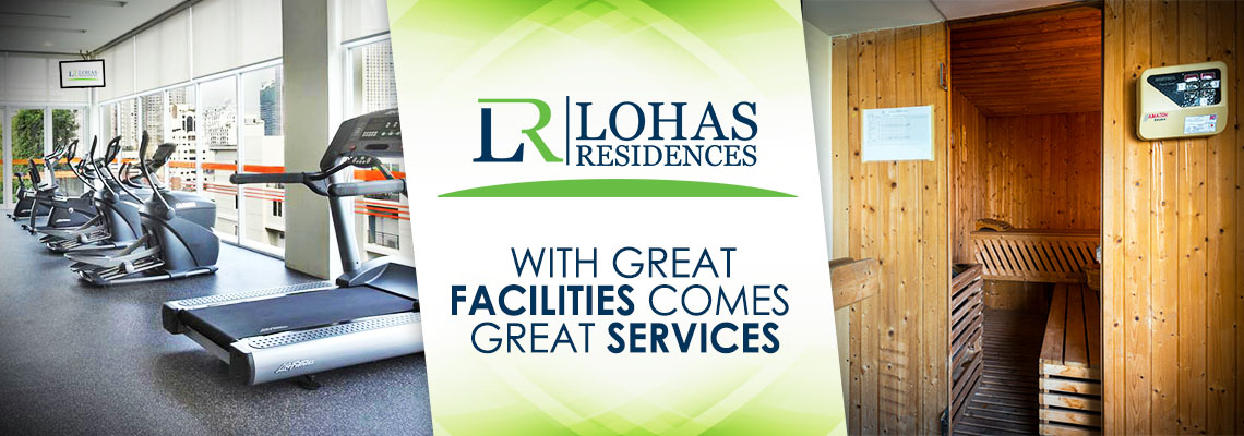 With Great Facilities Comes Great Services