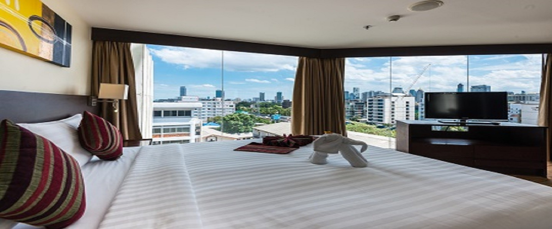 Serviced Apartment Sukhumvit, Bangkok Located Near ...
